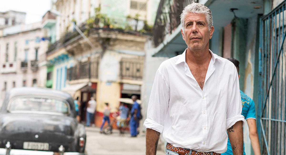 Anthony Bourdain Travel Guide Thailand
