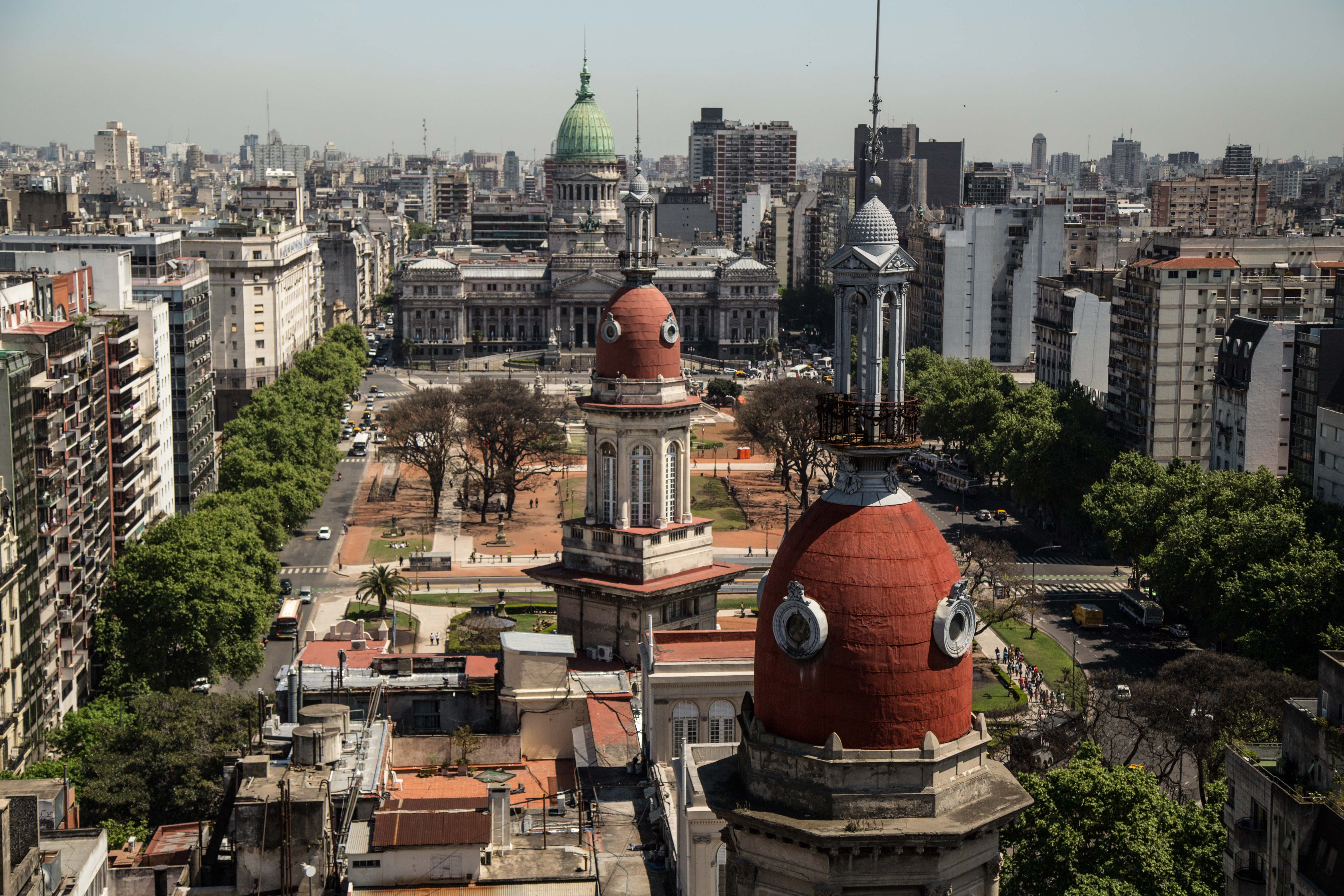 BUENOS AIRES - cover