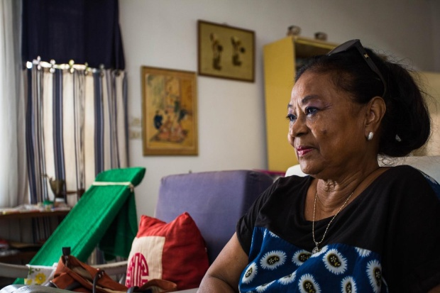 Helene Ndoye Lame was part of the last wave of immigrants from Vietnam to Senegal, in 1956.