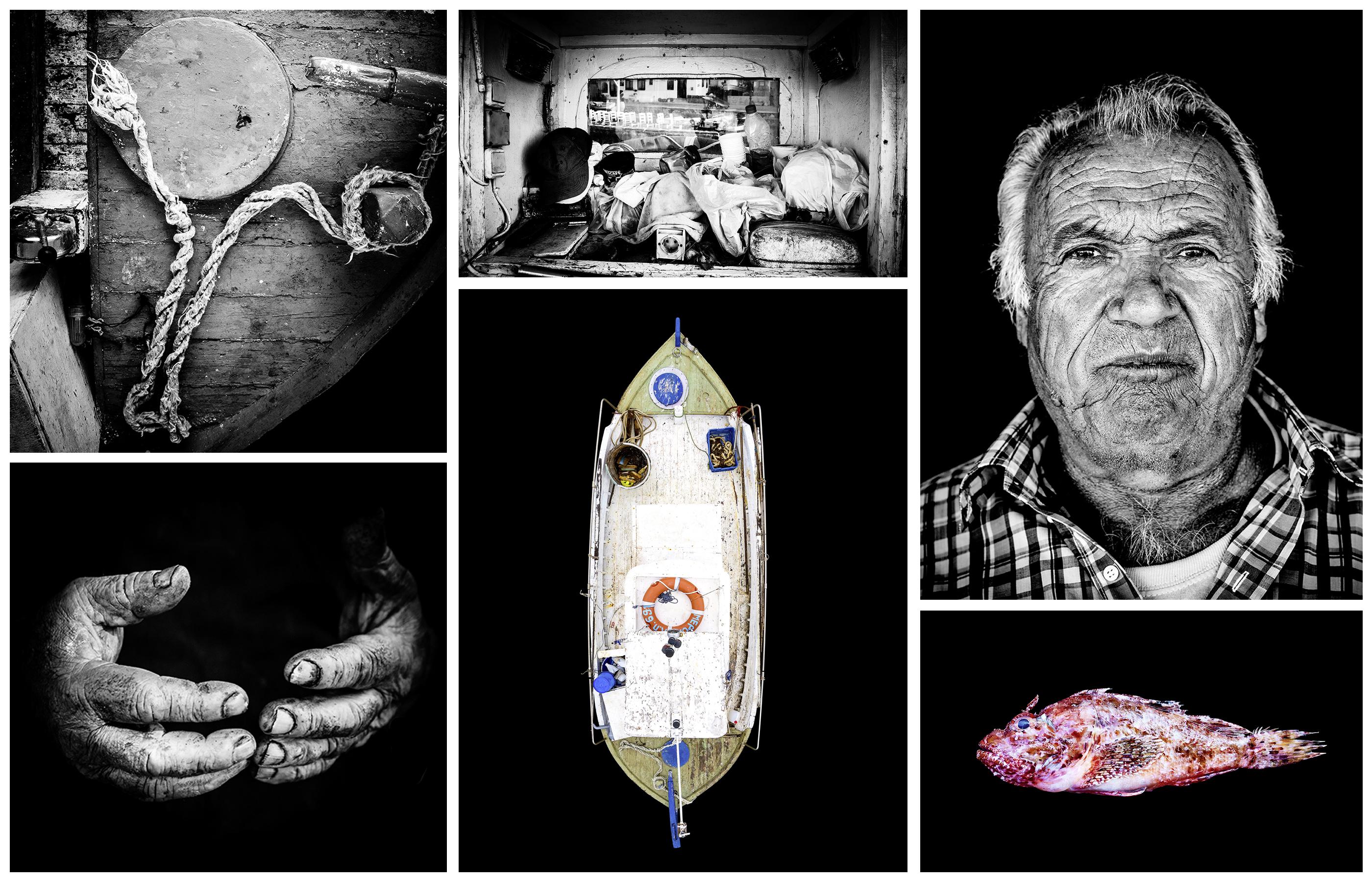 Name: Vaggelis Parousis Born: 1945 Boat Name: Meropi Location: Aliki/Paros.