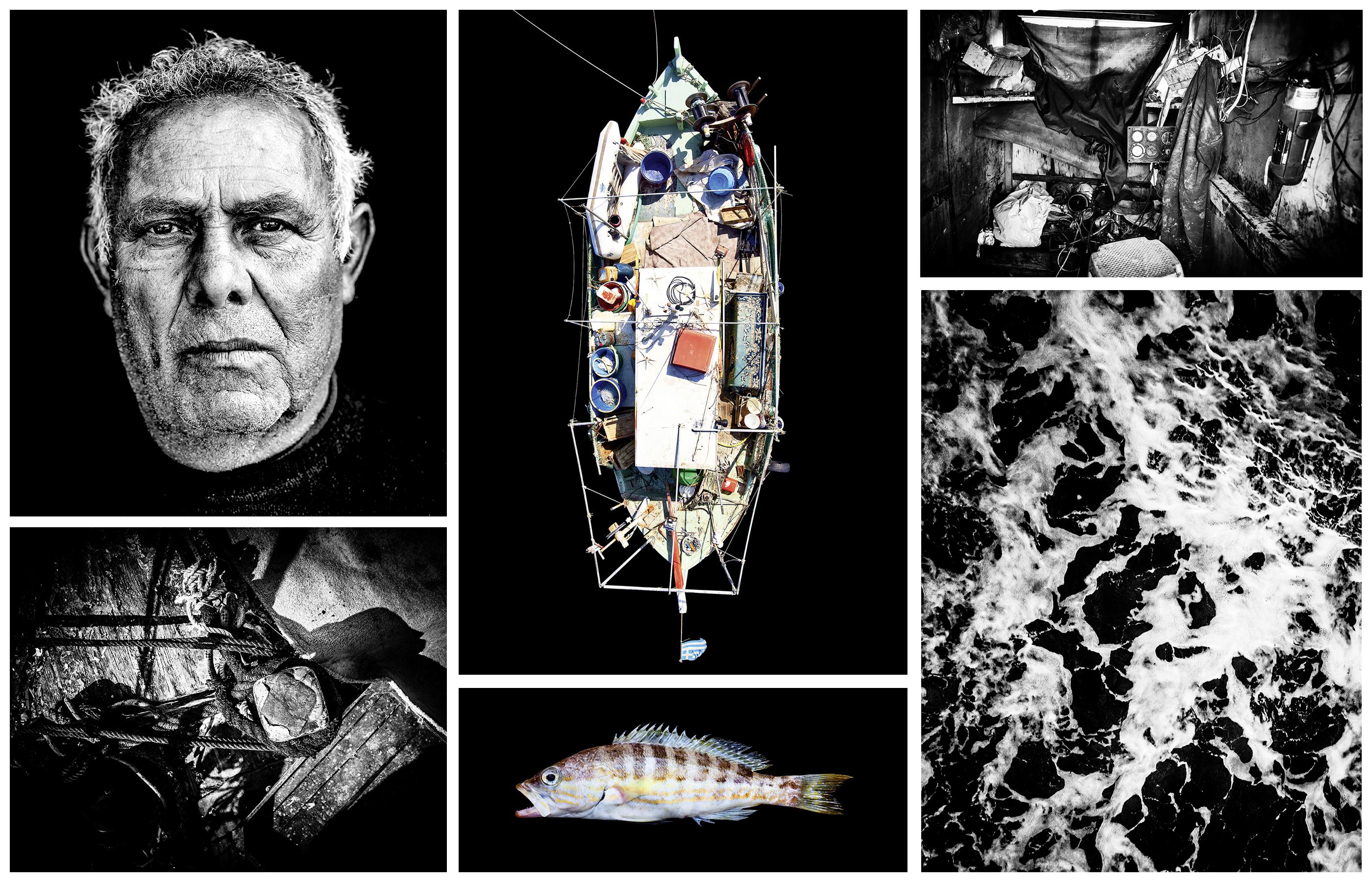 Name: Athanassios Karapetis. Born: 1947. Boat Name: Despoina. Location: Parikia/Paros.