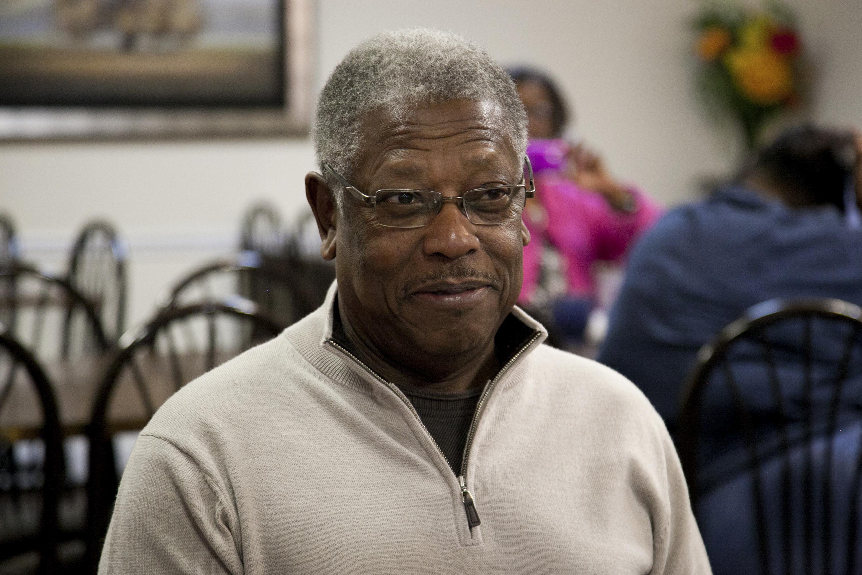 Senator Willie Simmons