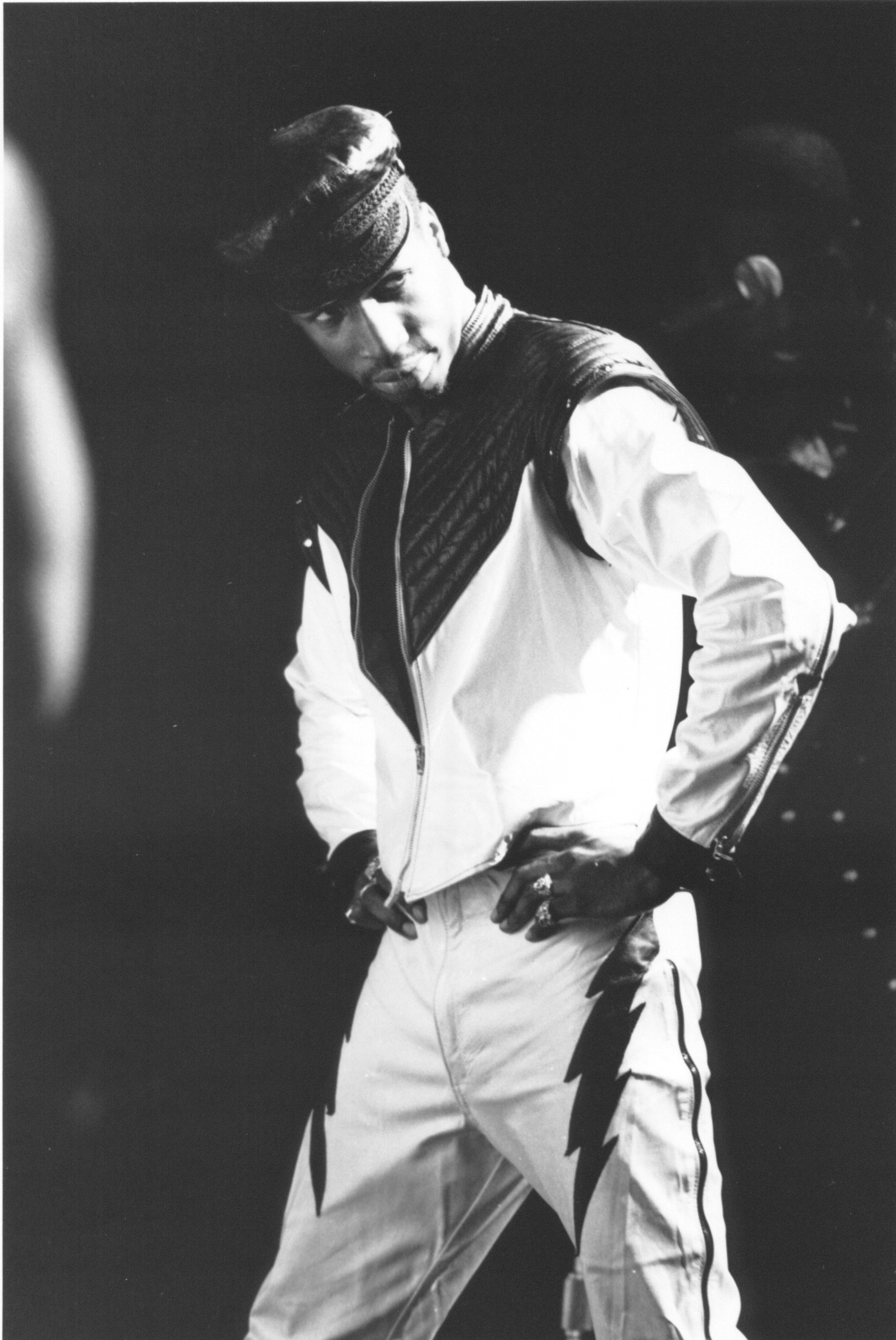 Grandmaster Flash in 1982. (Photo by Chris Walter/WireImage)