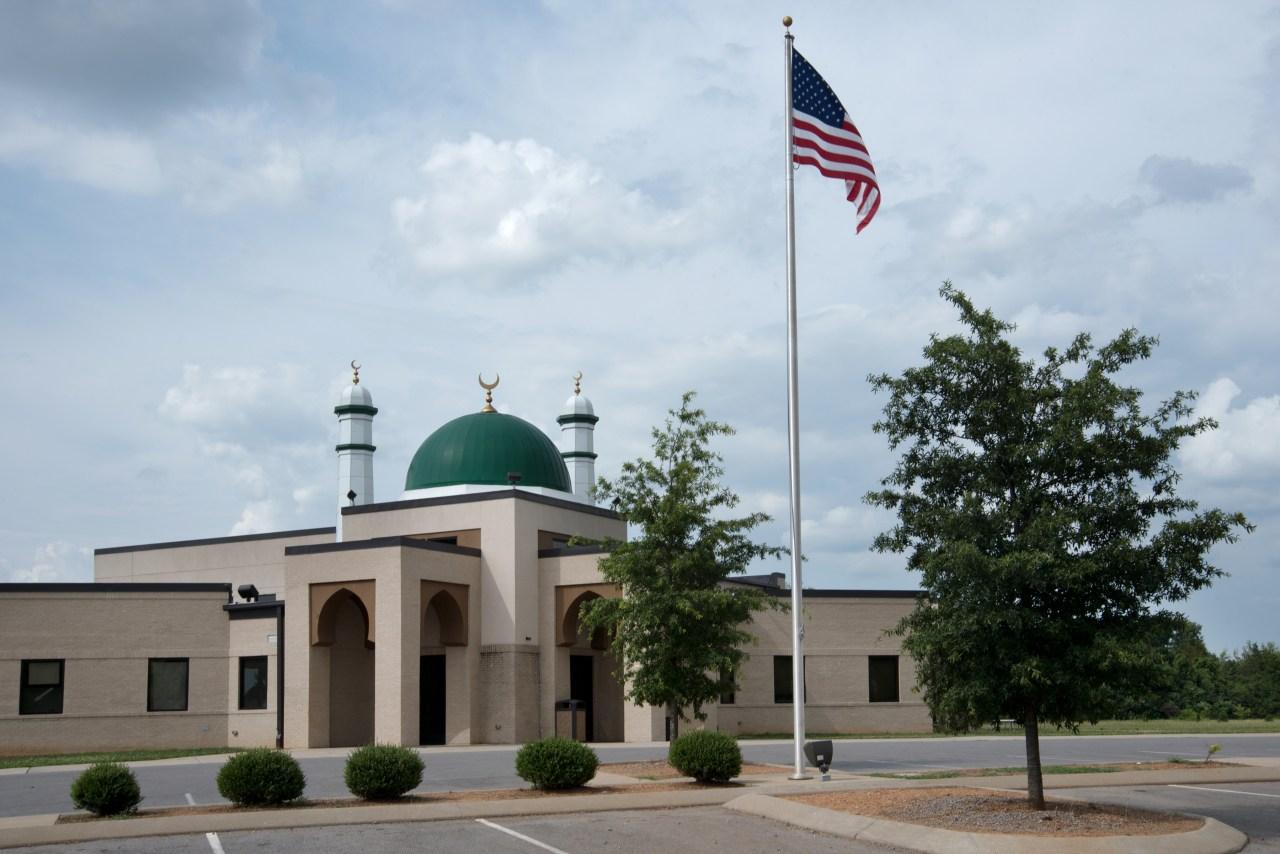 The Islamic Center of Murfreesboro.
