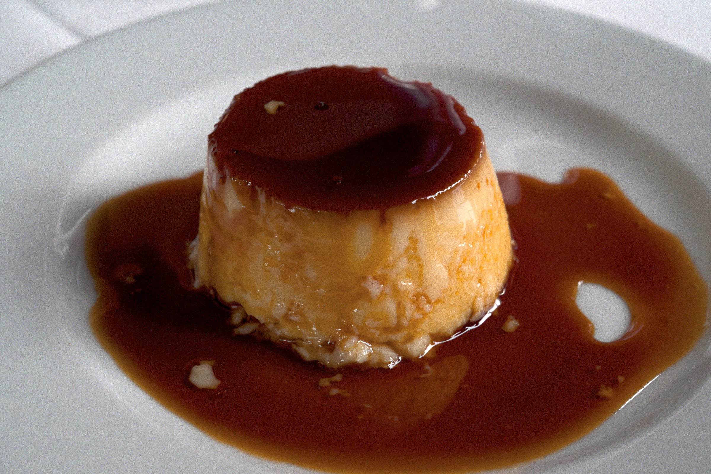 Spanish flan. (Photo by Erik Campo via flickr.com)