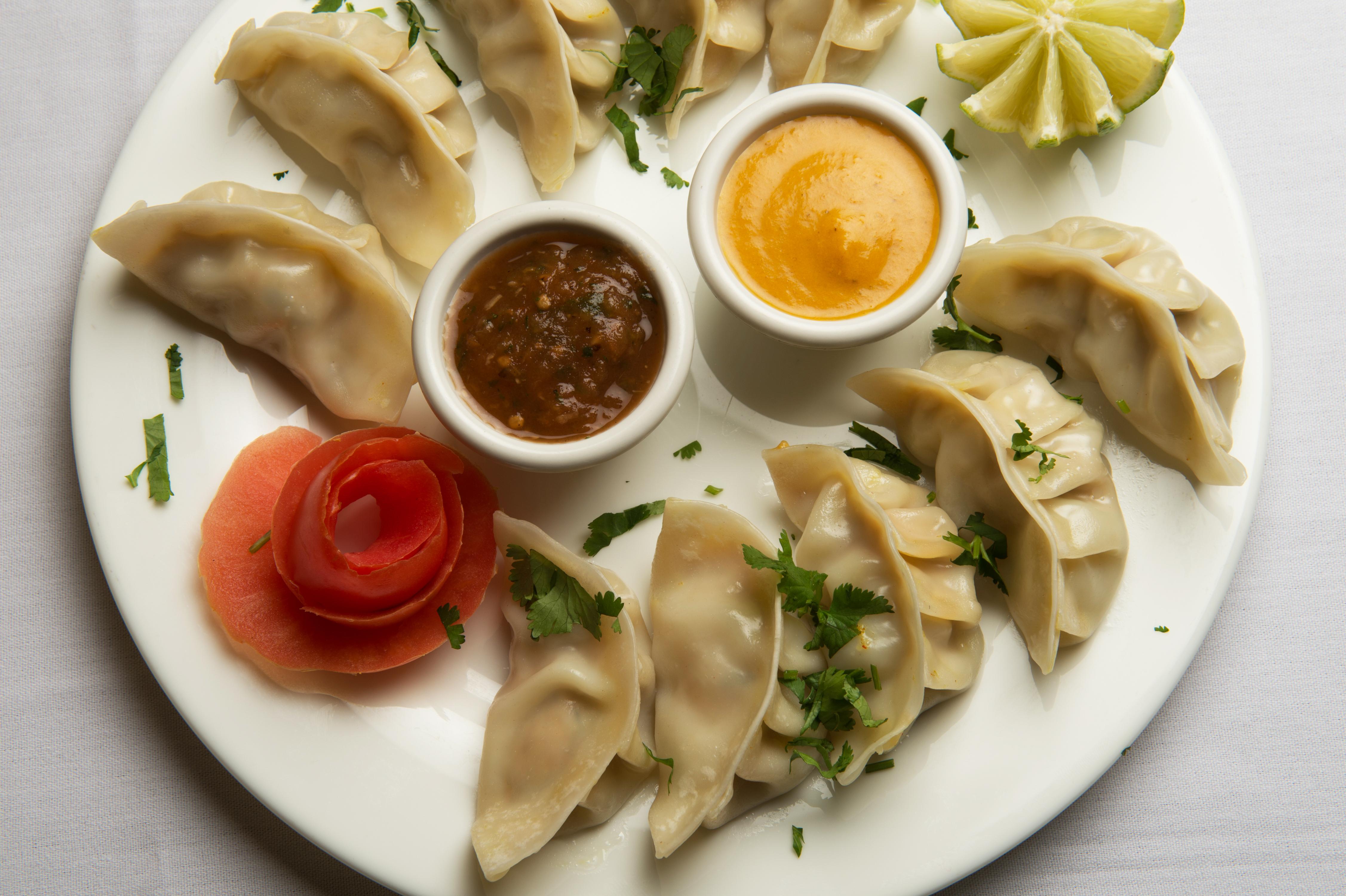 Recipe Momo A South Asian Dumpling