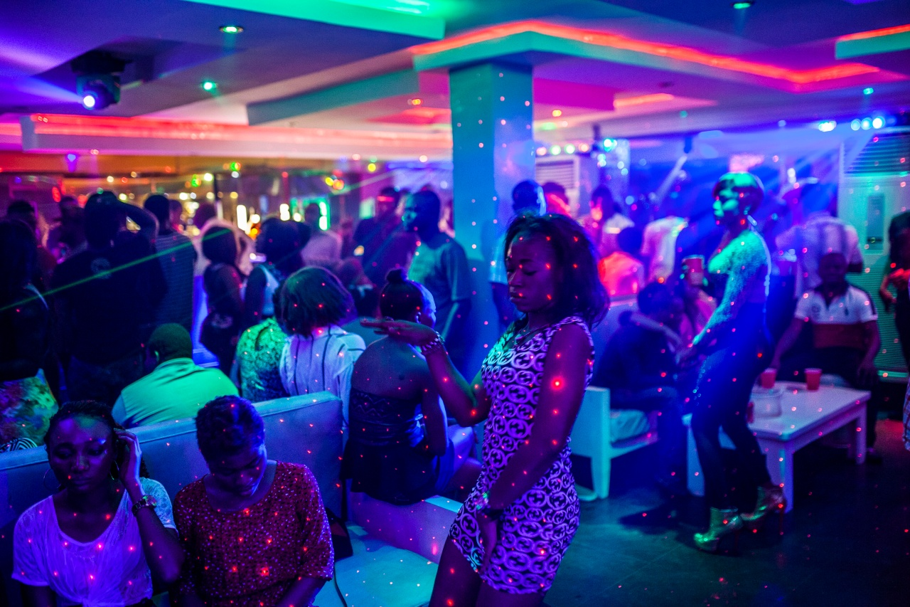 Nightlife in the city that *actually* never sleeps