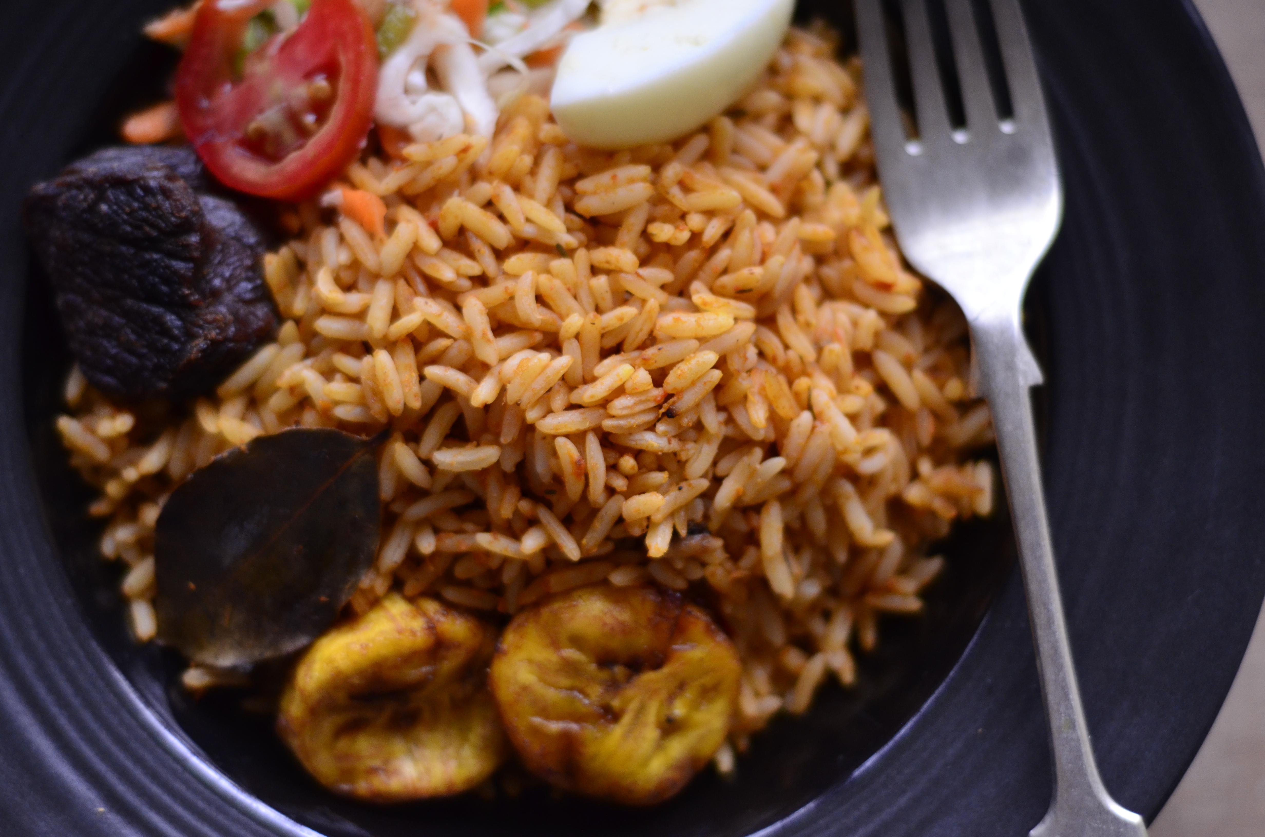 Recipe: Jollof rice--Nigeria's most popular rice dish