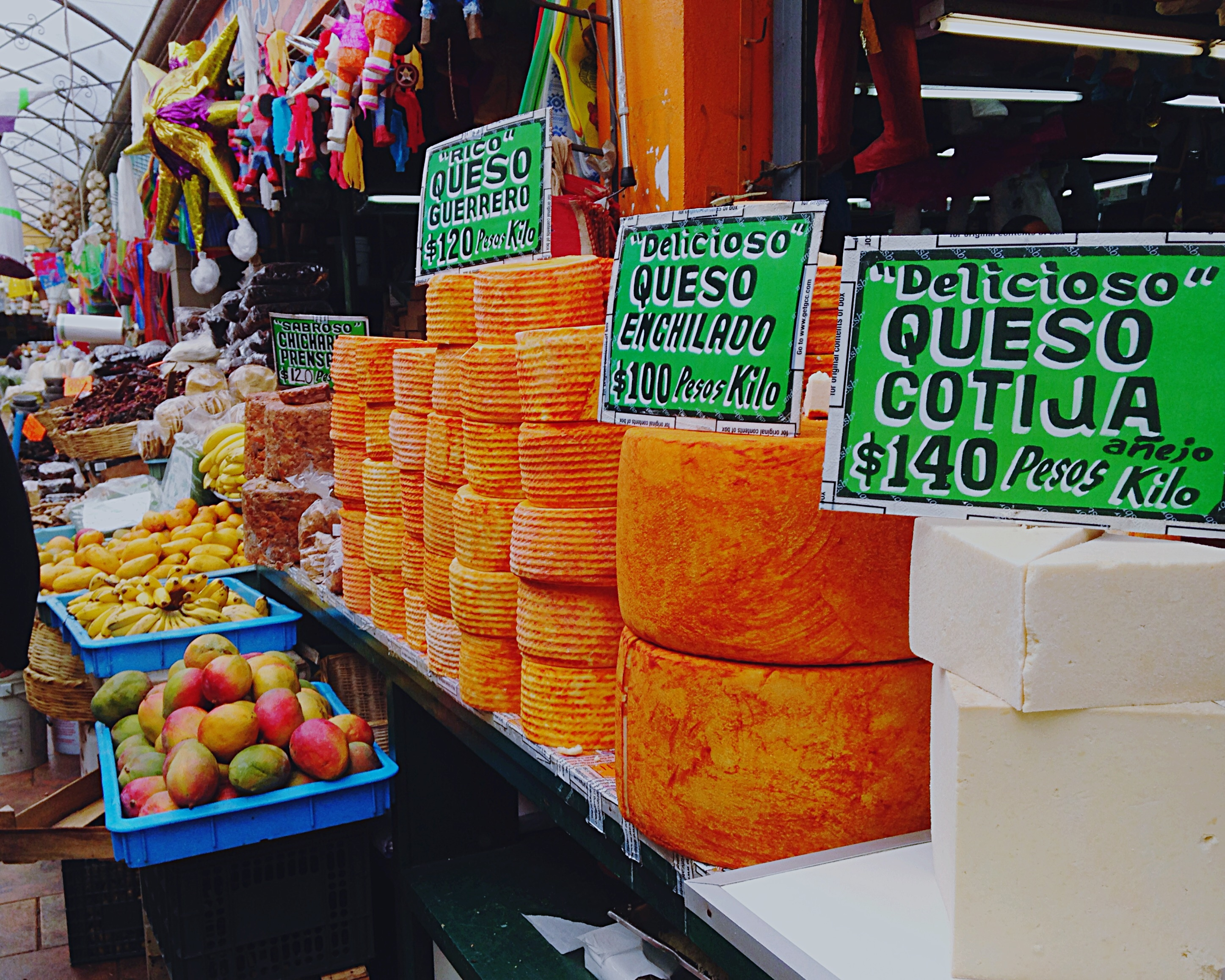 Cotija cheese. (Photo by Luis Ruiz Diaz/EyeEm via Getty Images)