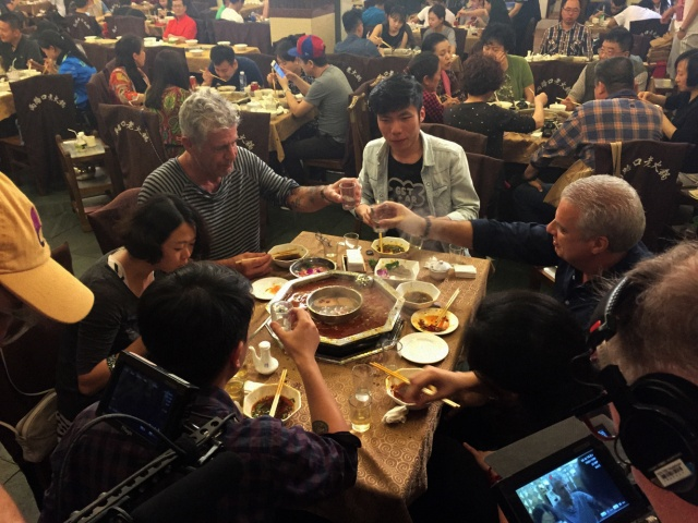 Eat what Bourdain ate while in Sichuan Province, China