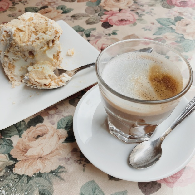 Cafe Brasilero is the oldest cafe in Montevideo.