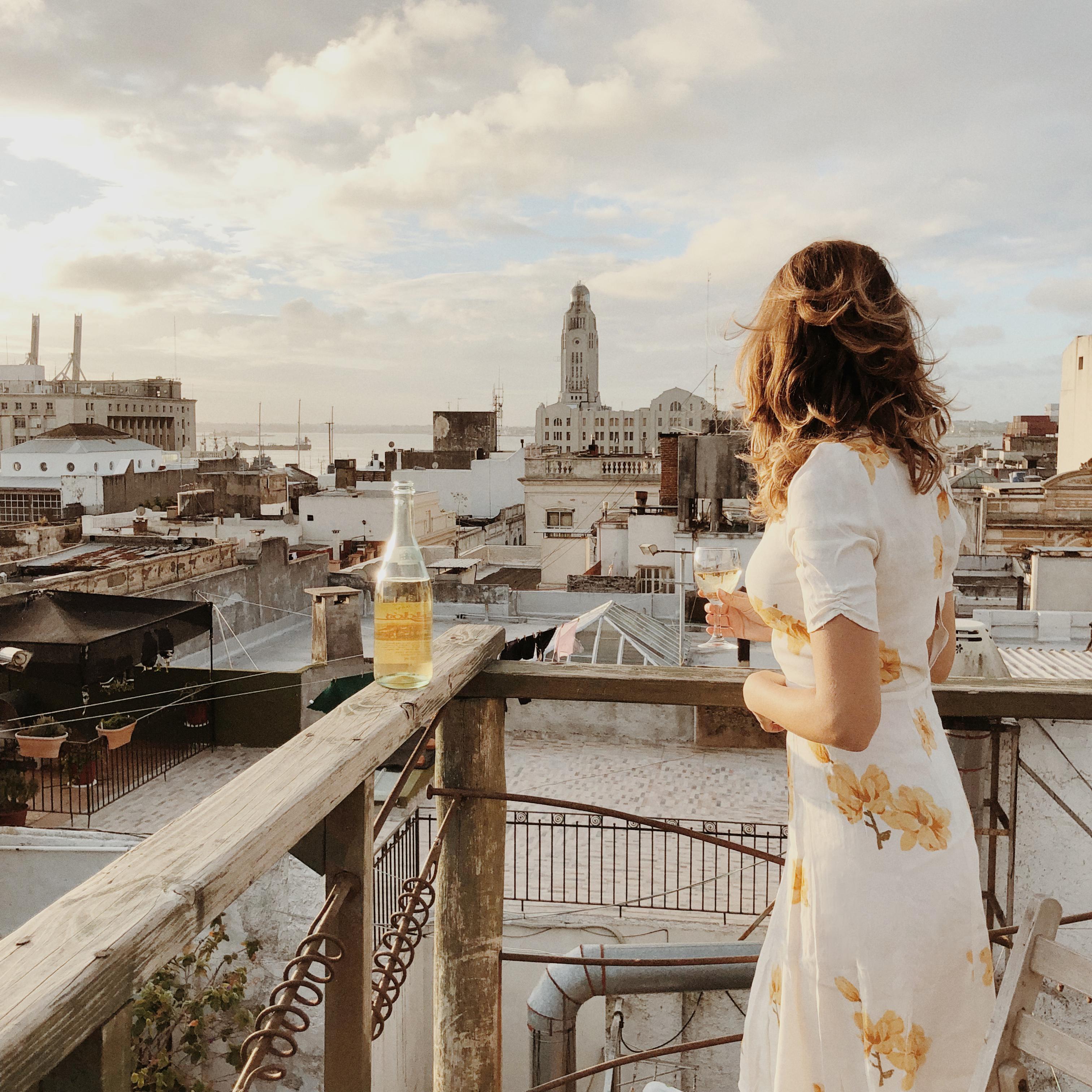 Montevideo, Uruguay: Photographer Luisa Dörr's dream city