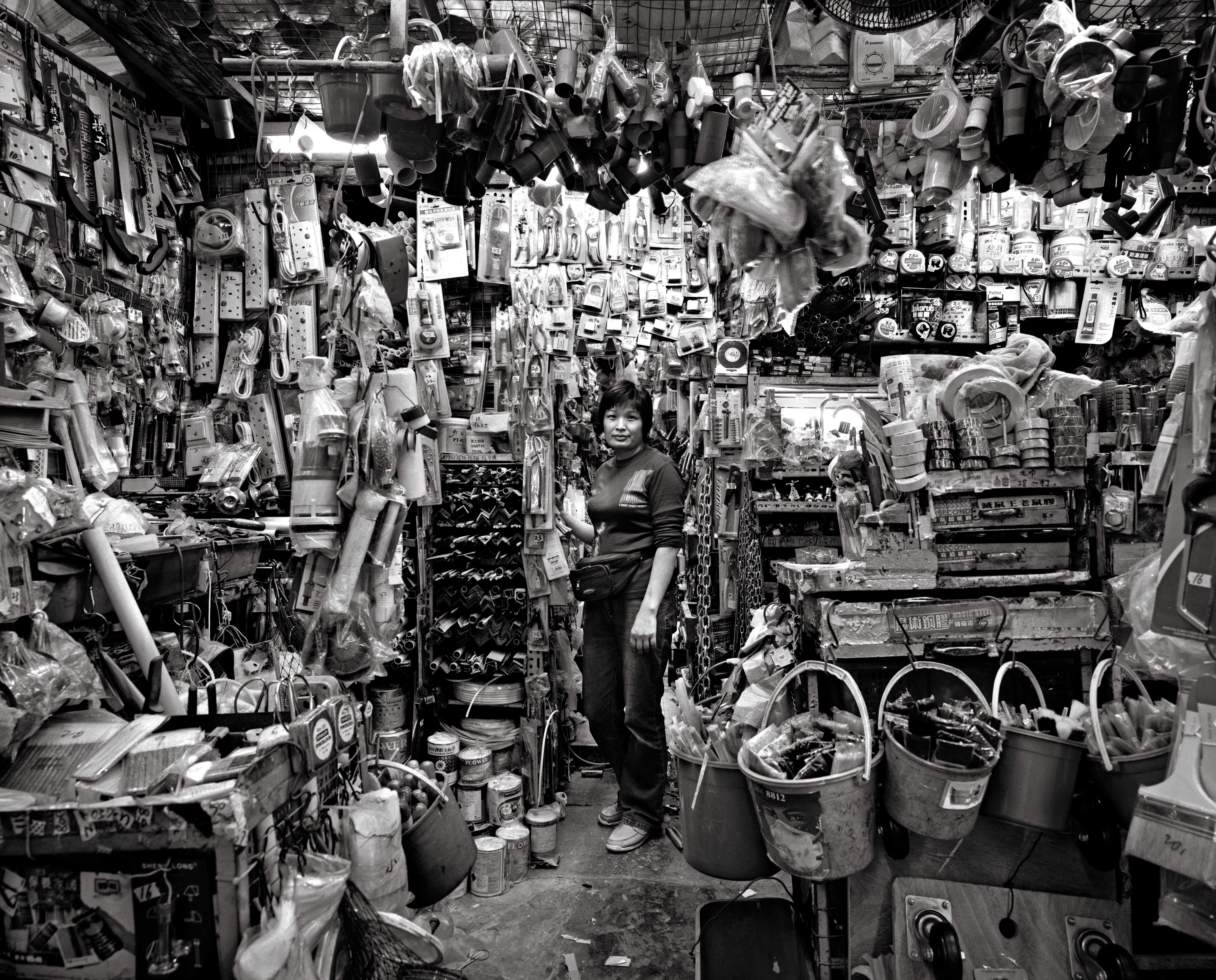 Hong Kong's iconic mom-and-pop shops are disappearing