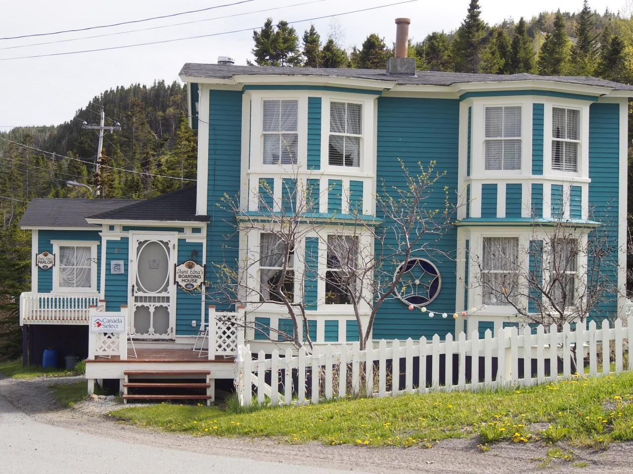 Aunt Edna's Boarding House is open seasonally on LBI.