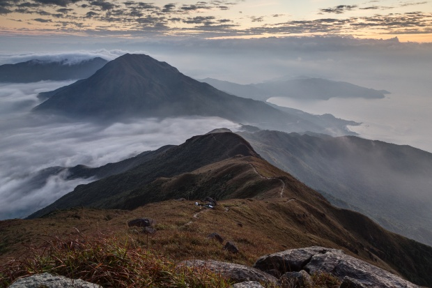 Lantau Island. Photo by Tuomas Lehtinen/Getty Images.