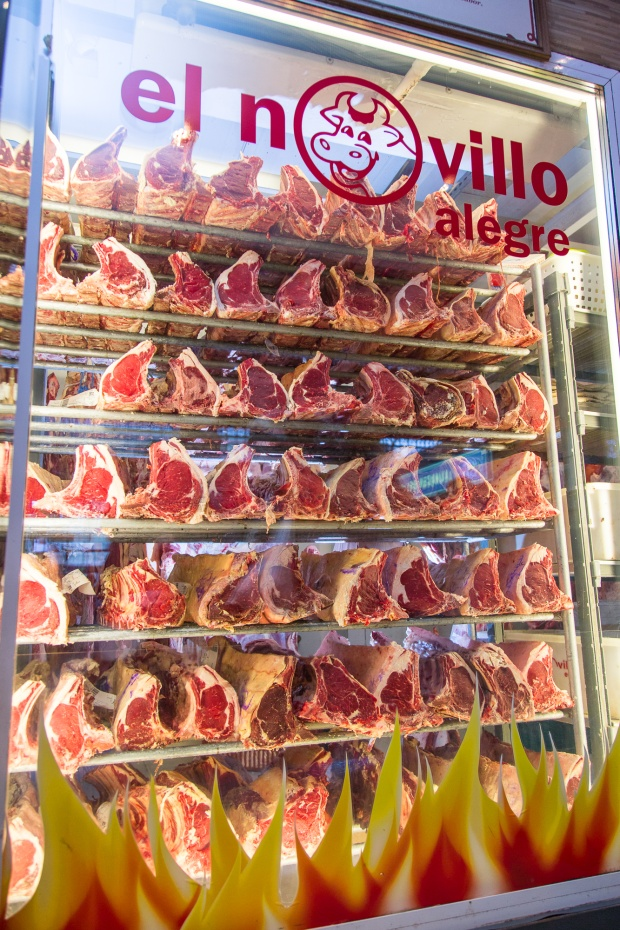 Uruguayan meat is known for its high quality, so international demand has caused a scarcity of top-of-the-line beef at home.