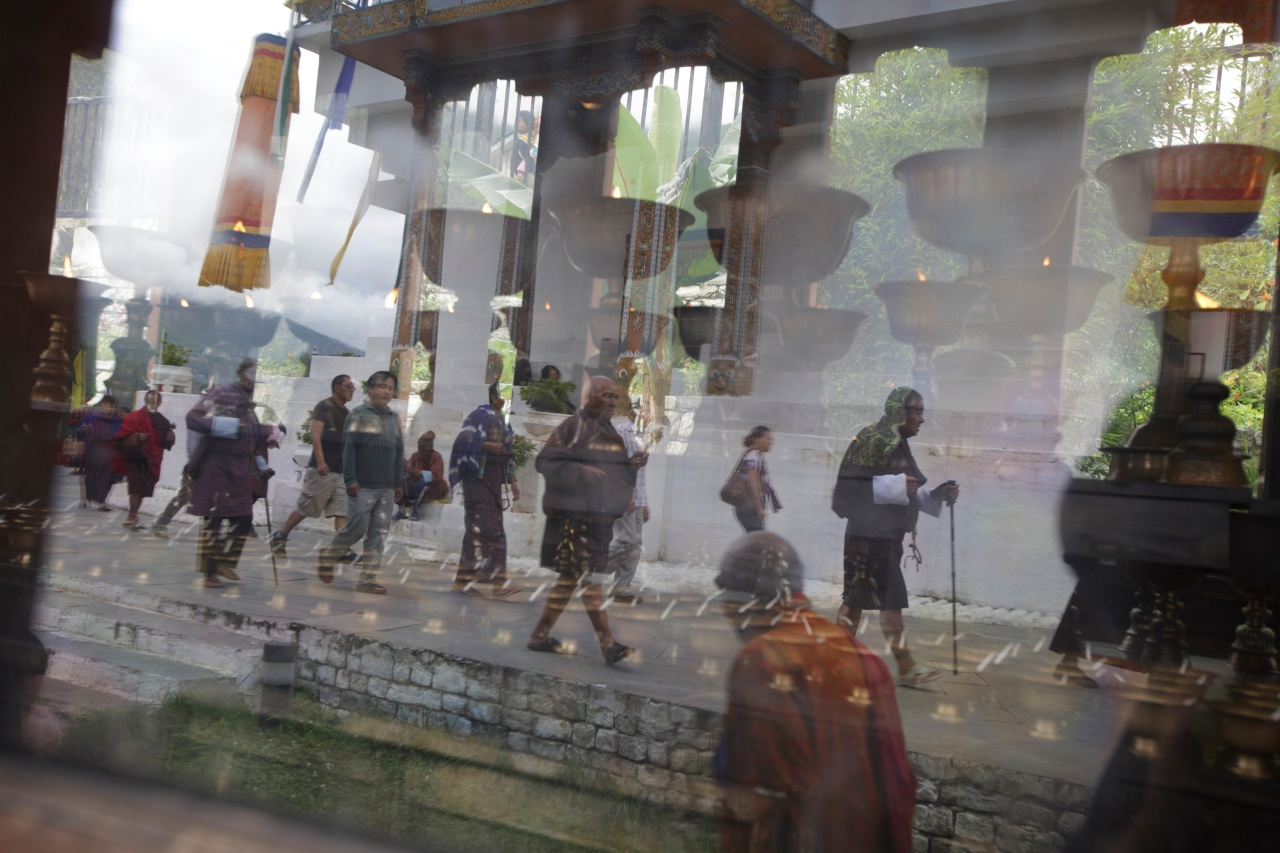Bhutan has decided that it will open up to the world but on its own accord. Photo by Kuni Takahashi via Getty Images.
