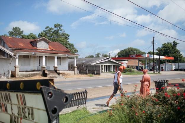 St. Martinville, Louisiana. Photos by Annie Flanagan/Washington Post via Getty Images.
