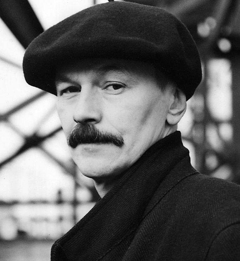 Vladimir Shinkarev. Photo courtesy of Vladimir Shinkarev.