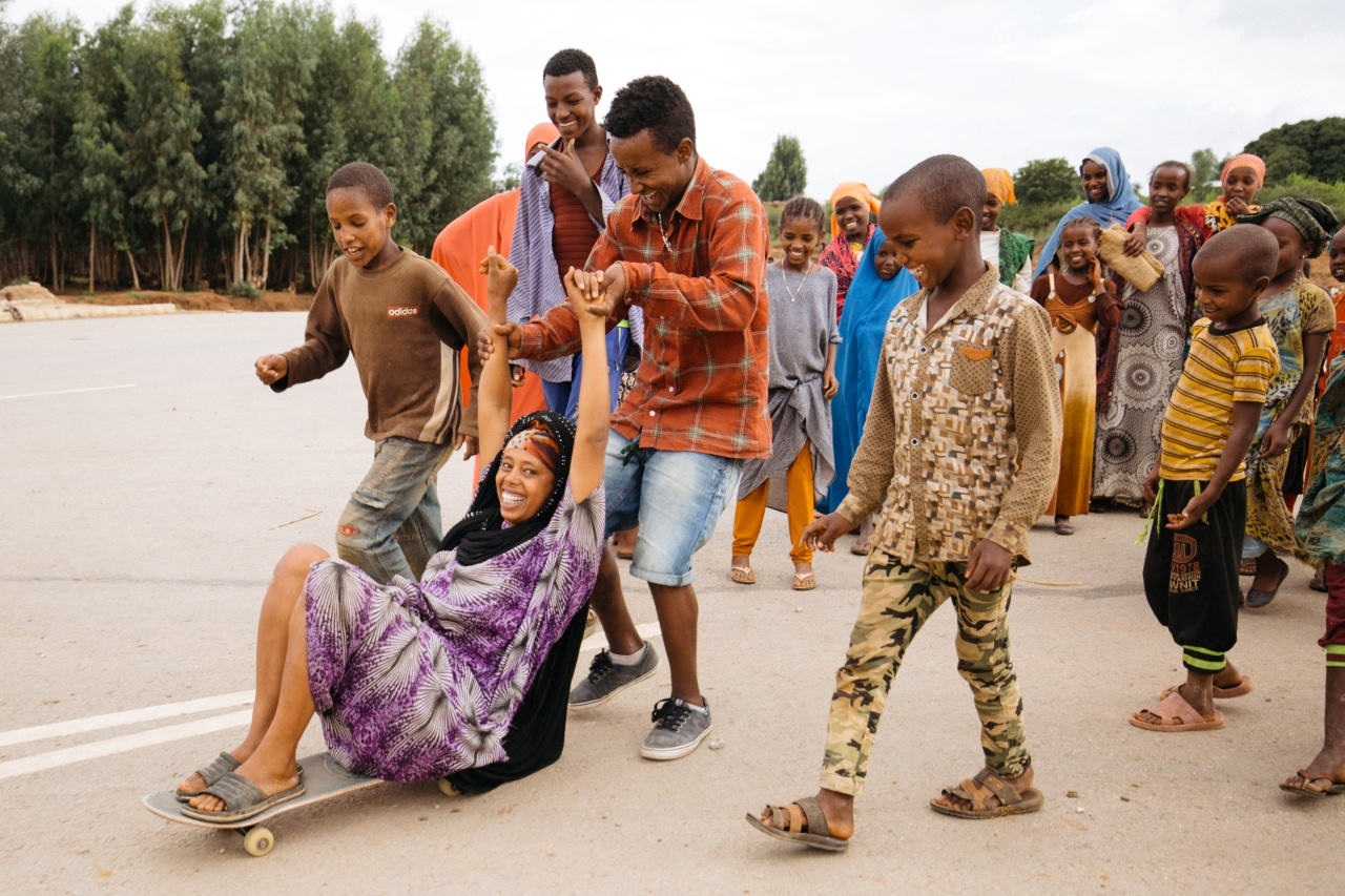 Sharing the ride in Harar.