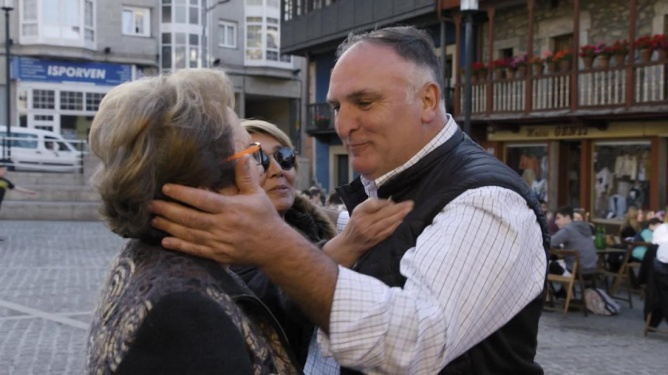 For Chef José Andrés, life starts on the edge of the unknown