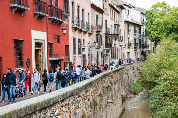 Parts Unknown's guide to a perfect day in Granada