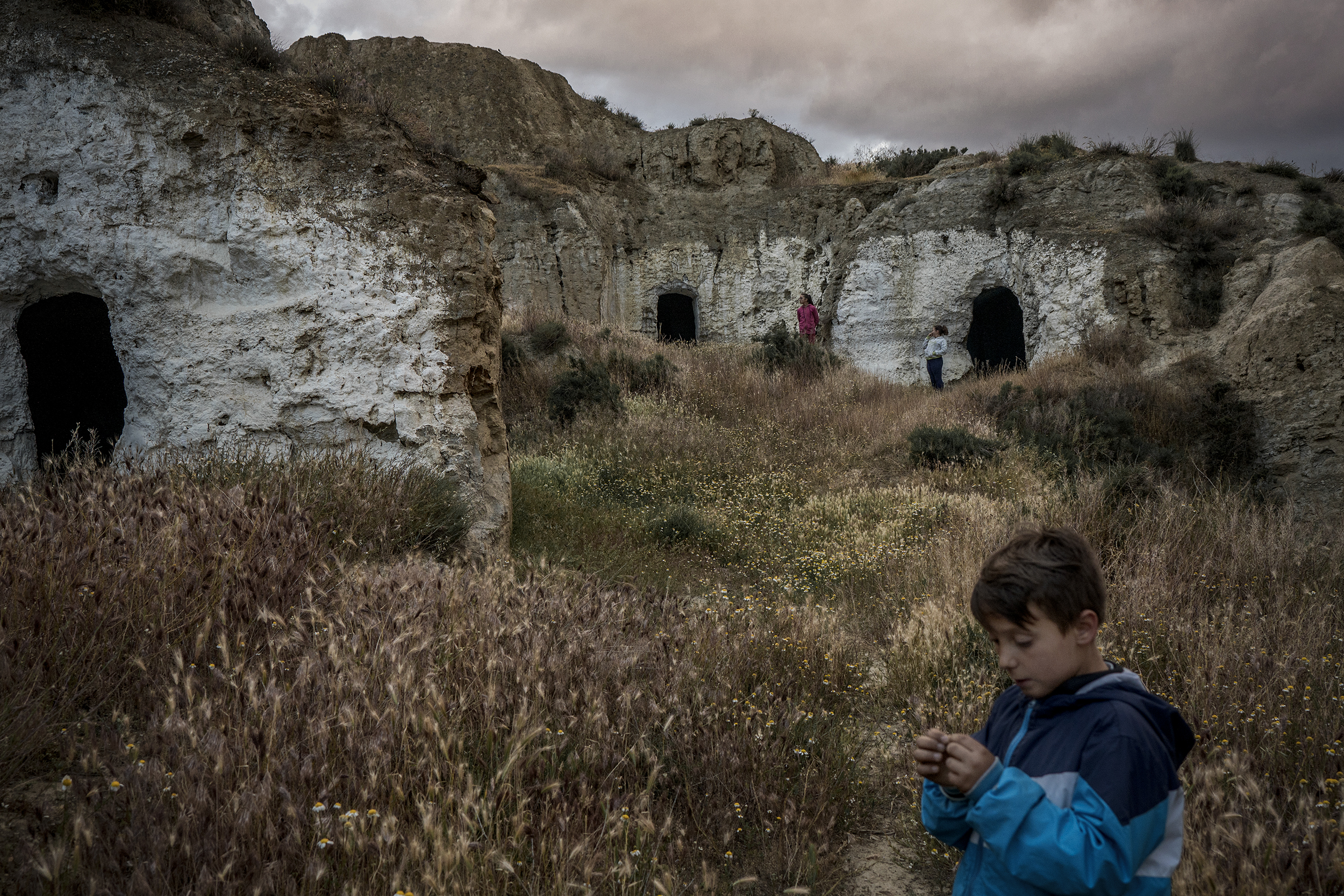Photo Essay: Southern Spain's cave dwellers