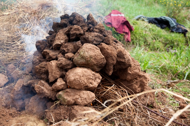 la huatia es una tradicion en cusco del ambito culinario